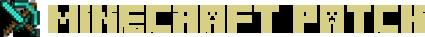 minecraft patch логотип